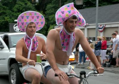 The Boys Riding